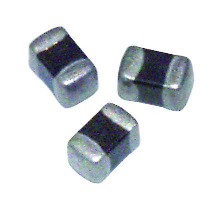 TE Connectivity Ferrite Bead, 2 x 1.2 x 0.9mm (0805 (2012M)), 1000Ω impedance at 100 MHz (100)