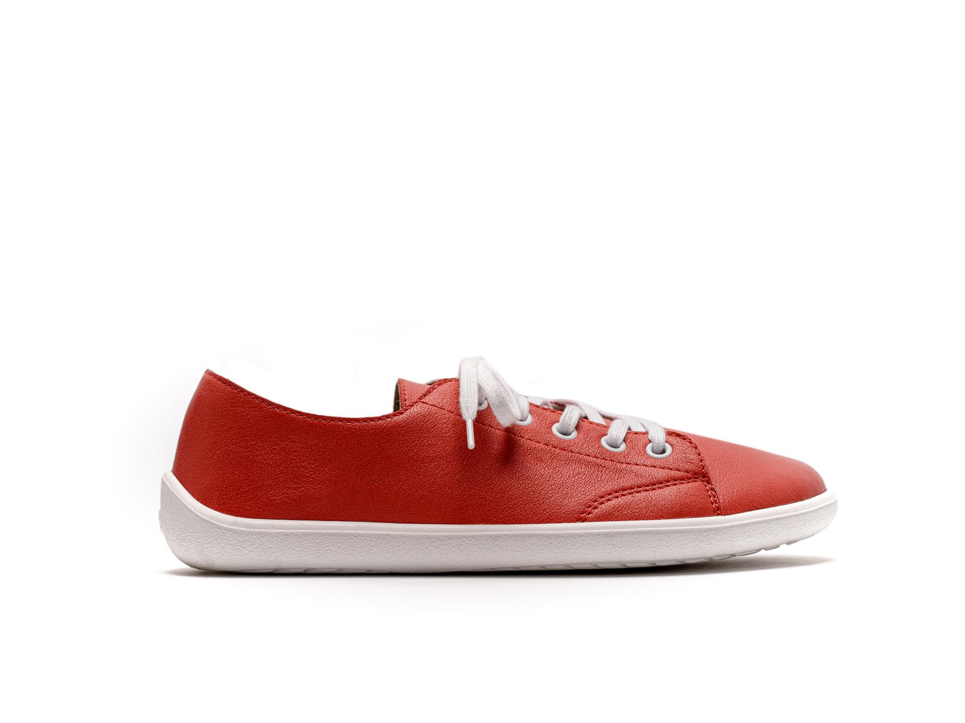 Barefoot Sneakers - Be Lenka Prime - Red 36