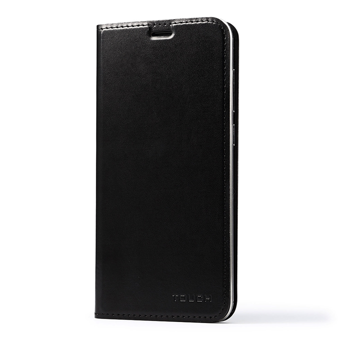 Flip Cover Protective Leather Case for UMI Touch - Black