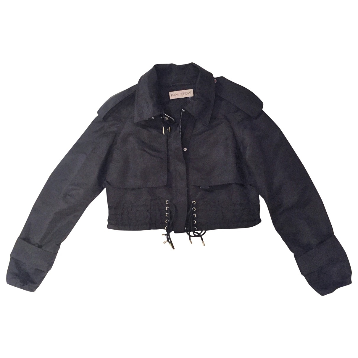 Ramosport \N Black jacket for Women 38 FR