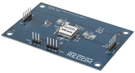 Recom RPM-3.0 Series for use with RPM-3.0 Buck Regulator Modules