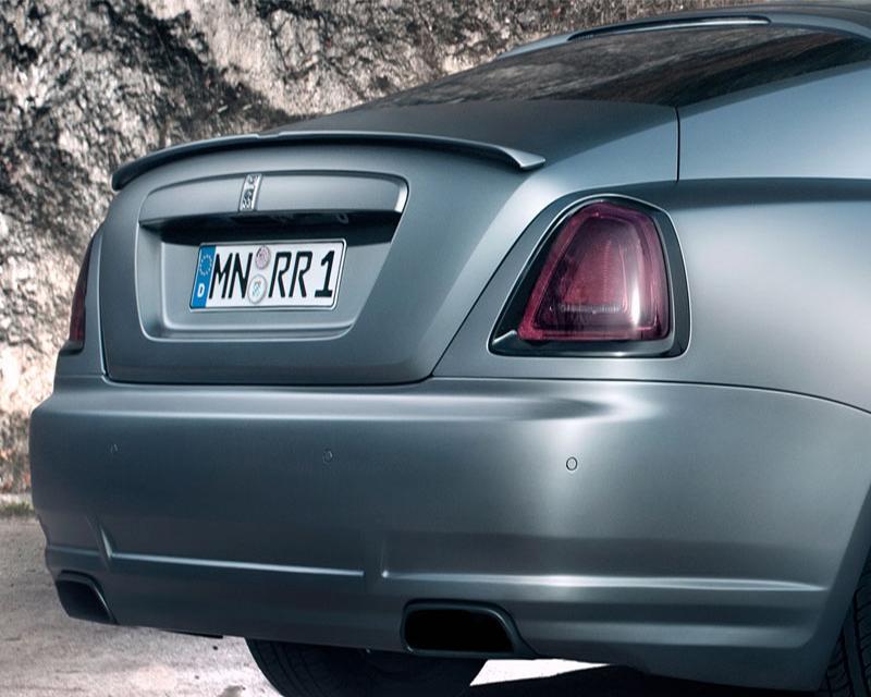 SPOFEC Rear Lip Spoiler Rolls-Royce Dawn 16-17