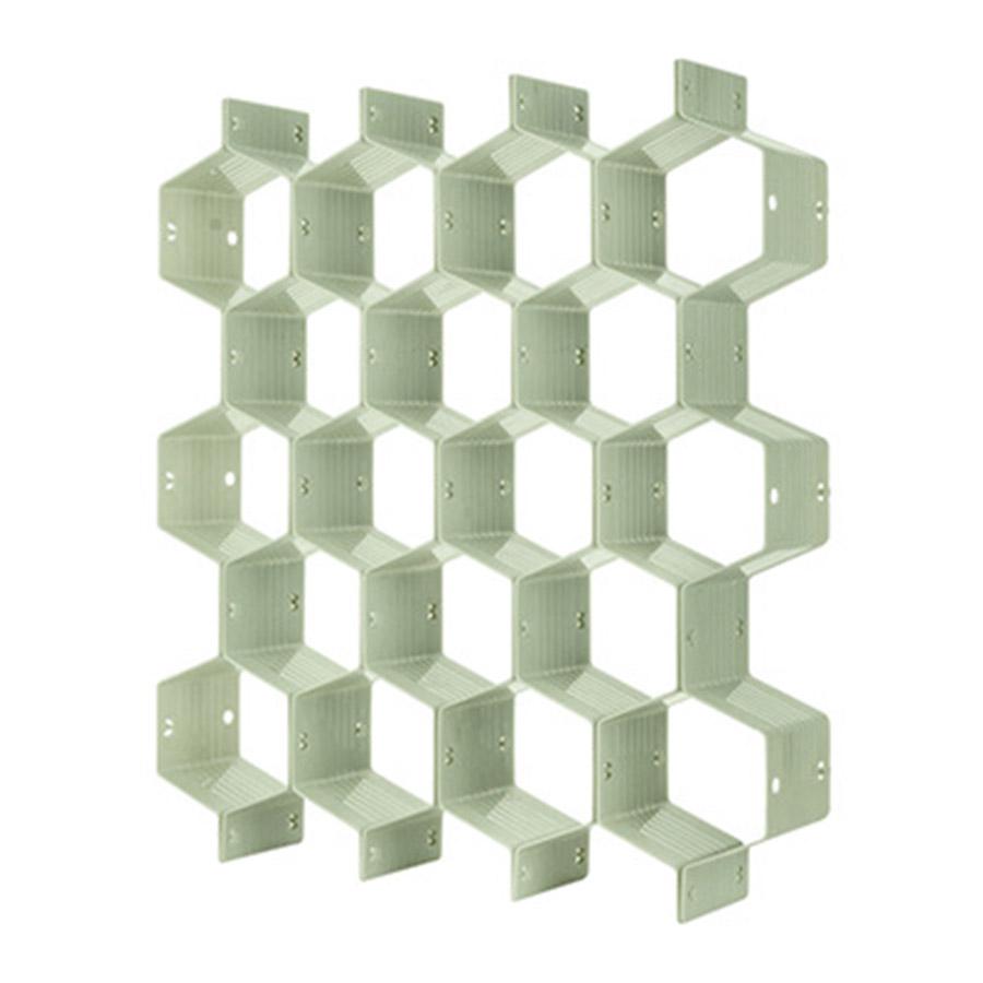 Honeycomb Nested Plastic Creative Style Storage Box