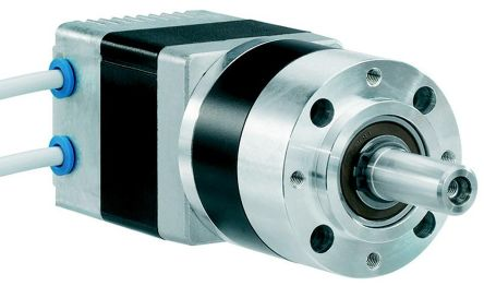 Crouzet , 100 V dc, 30.7 Nm, Brushless DC Geared Motor, Output Speed 40 rpm