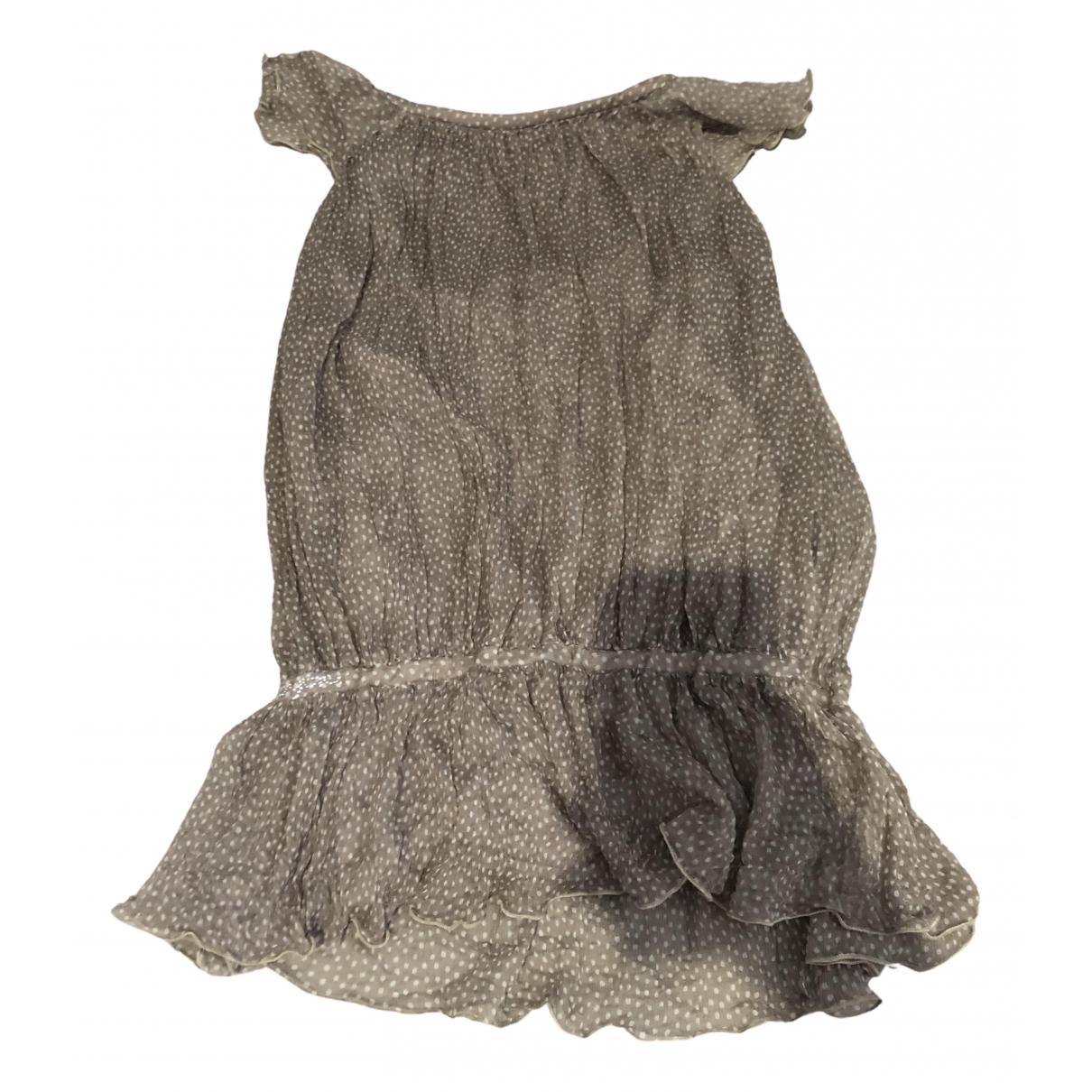 Byblos \N Kleid in  Beige Polyester