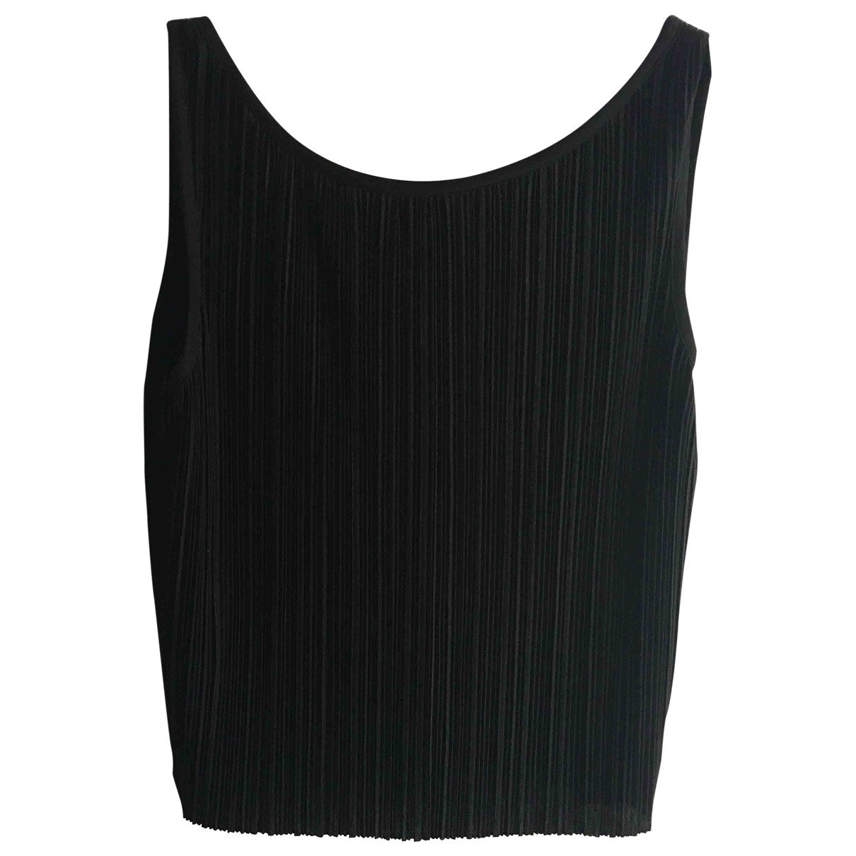 Theory \N Black Cotton  top for Women L International