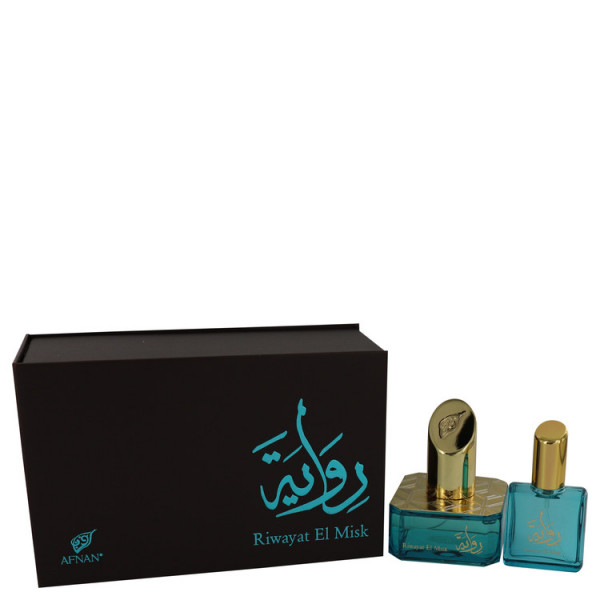 Riwayat El Misk - Afnan Eau de Parfum Spray 50 ml