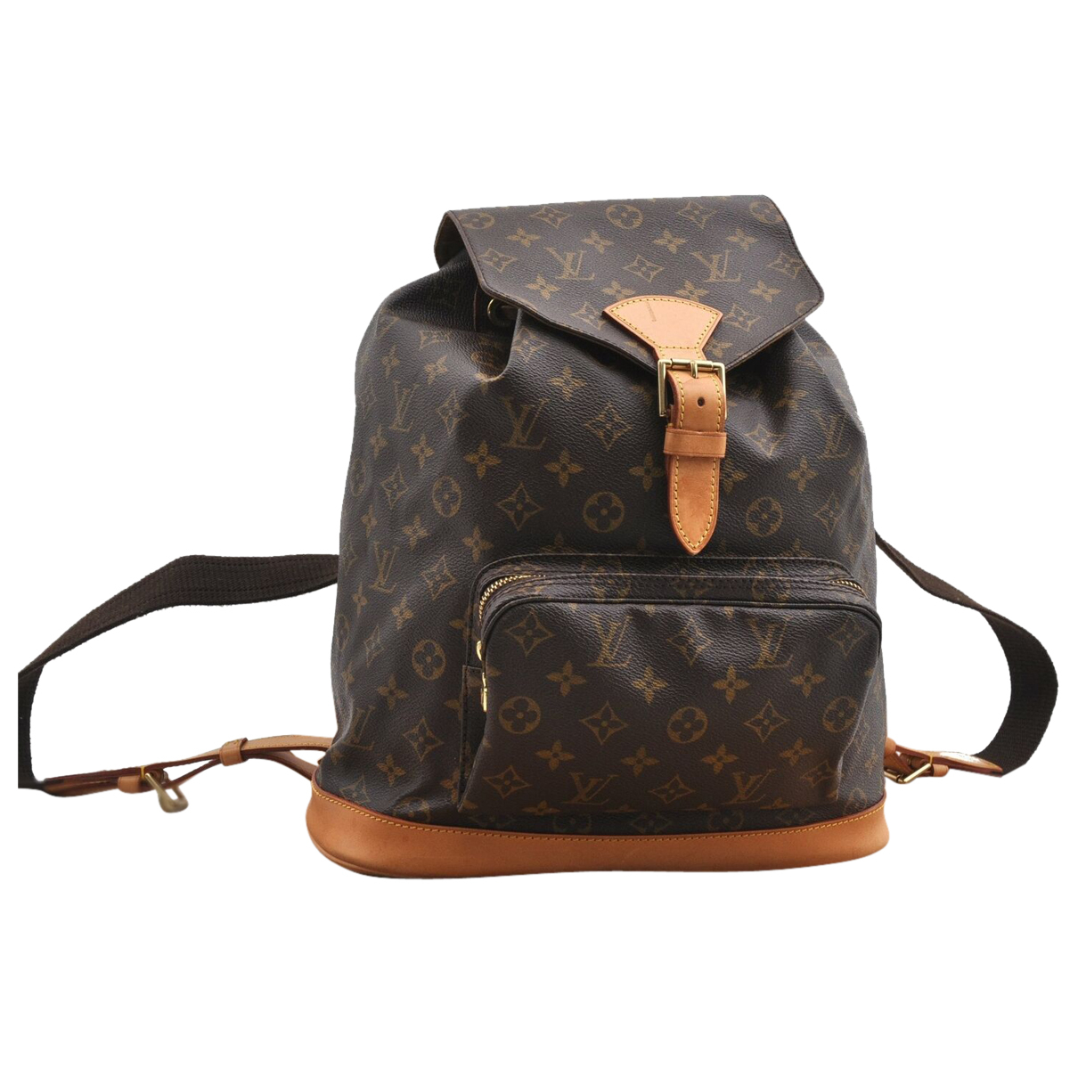 Mochila de Lona Louis Vuitton