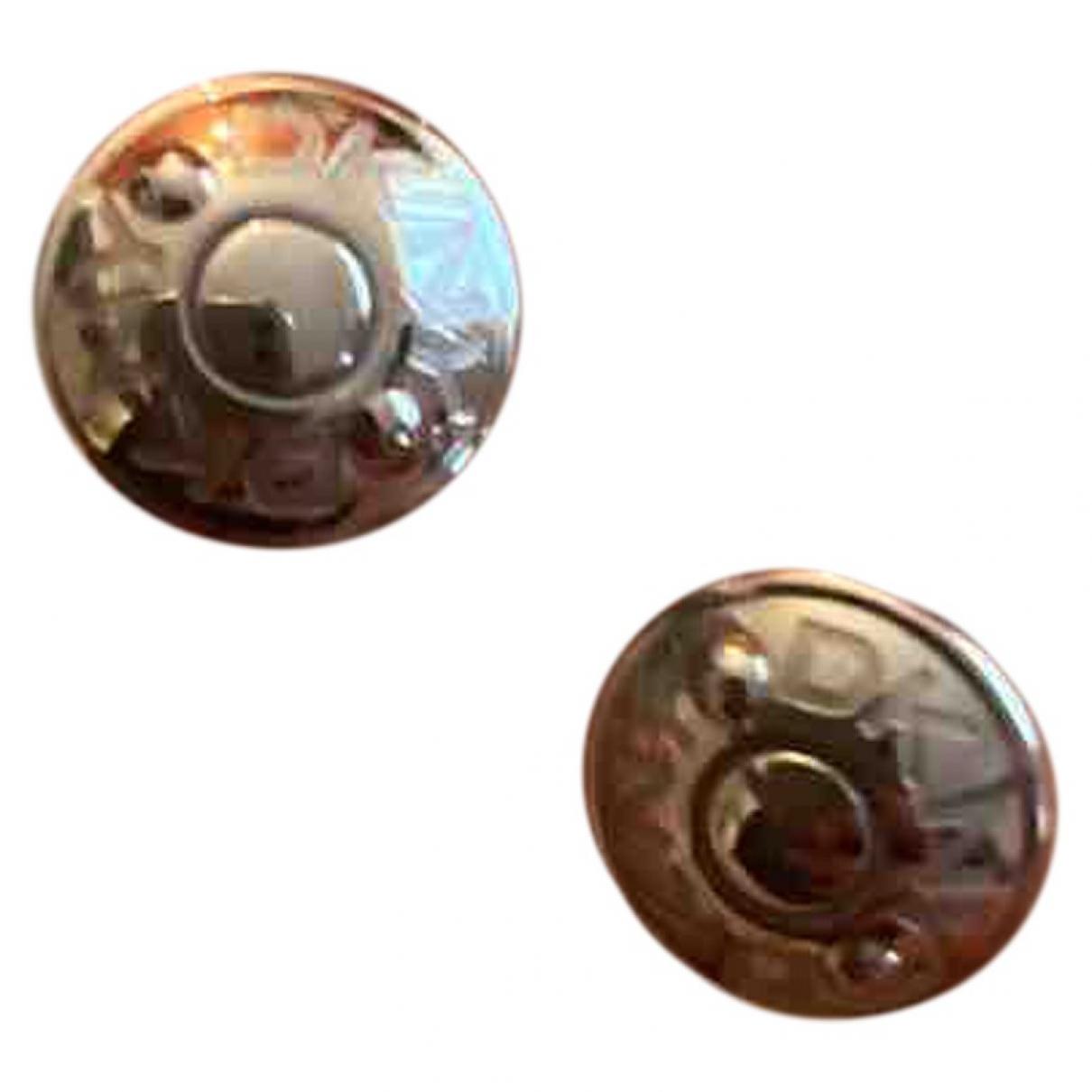 Dkny \N OhrRing in  Silber Metall