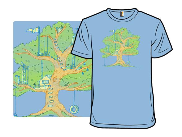 Epic Treehouse T Shirt
