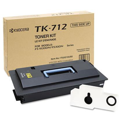 Kyocera-Mita TK-712 cartouche de toner originale noire
