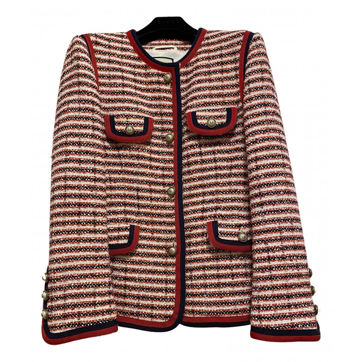 Chaqueta Tweed Gucci
