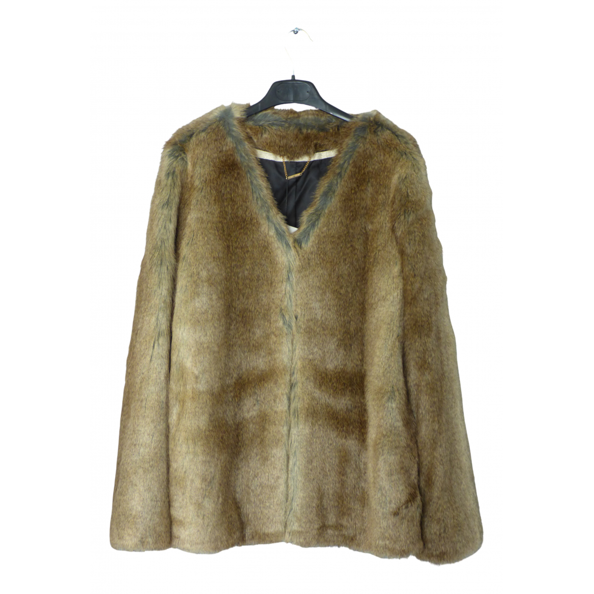One Step N Multicolour Faux fur coat for Women 42 FR