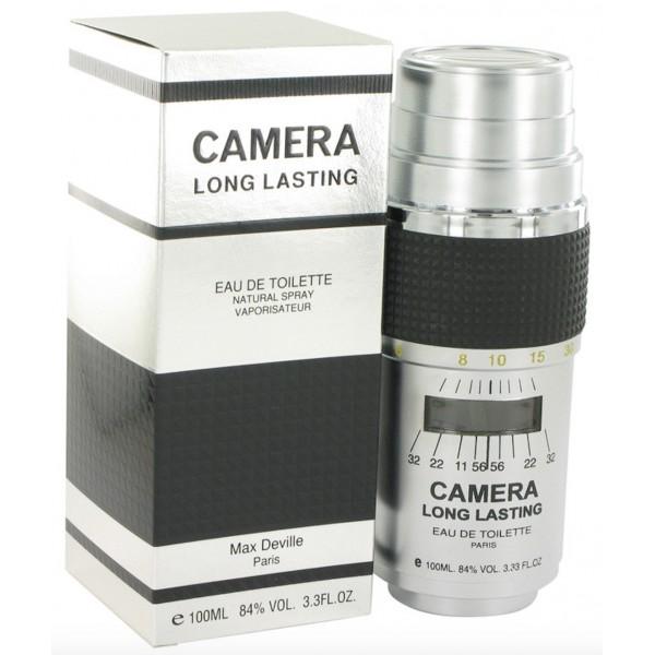 Camera Long Lasting - Max Deville Eau de toilette en espray 100 ML
