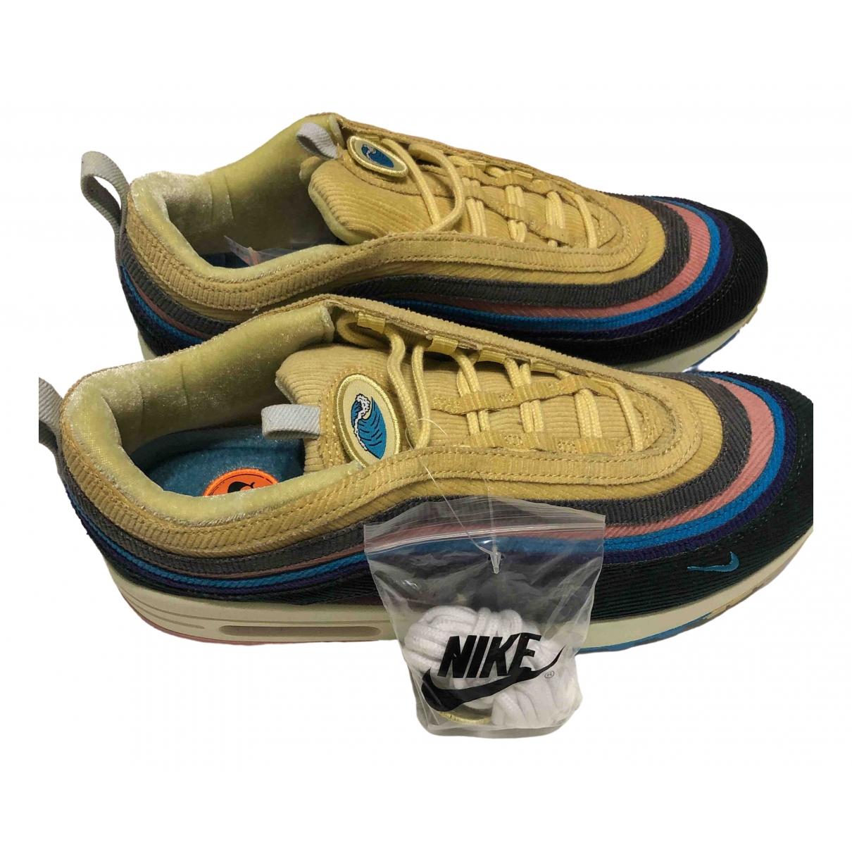 Nike Air Max 97 Sneakers in  Bunt Leder
