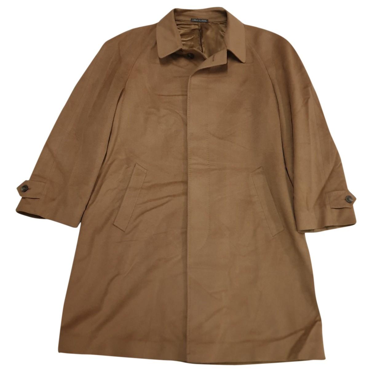 Corneliani \N Wool coat  for Men 48 IT