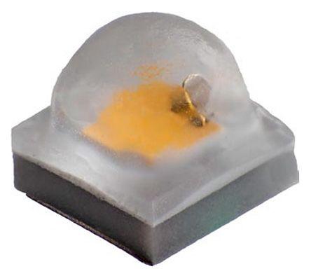 Cree 3.7 V PC Amber LED 1616 (0606) SMD,  XLamp XQ-A XQAAPA-02-0000-000000Y01 (10)