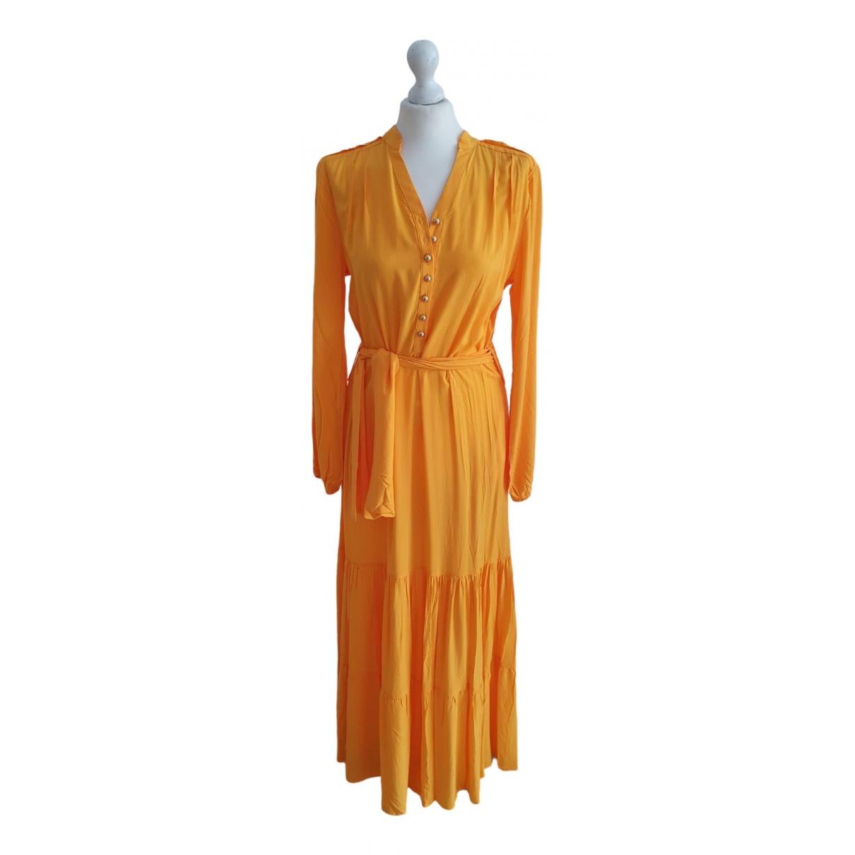 Melissa Odabash \N Kleid in  Orange Baumwolle