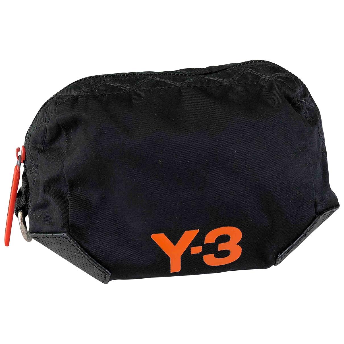 Y-3 By Yohji Yamamoto - Petite maroquinerie   pour homme - noir