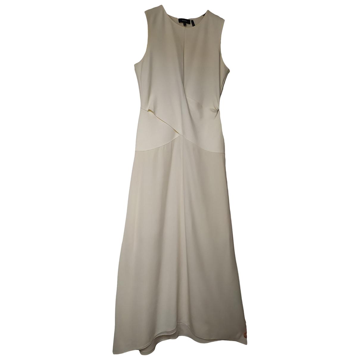 Maxi vestido de Seda Theory