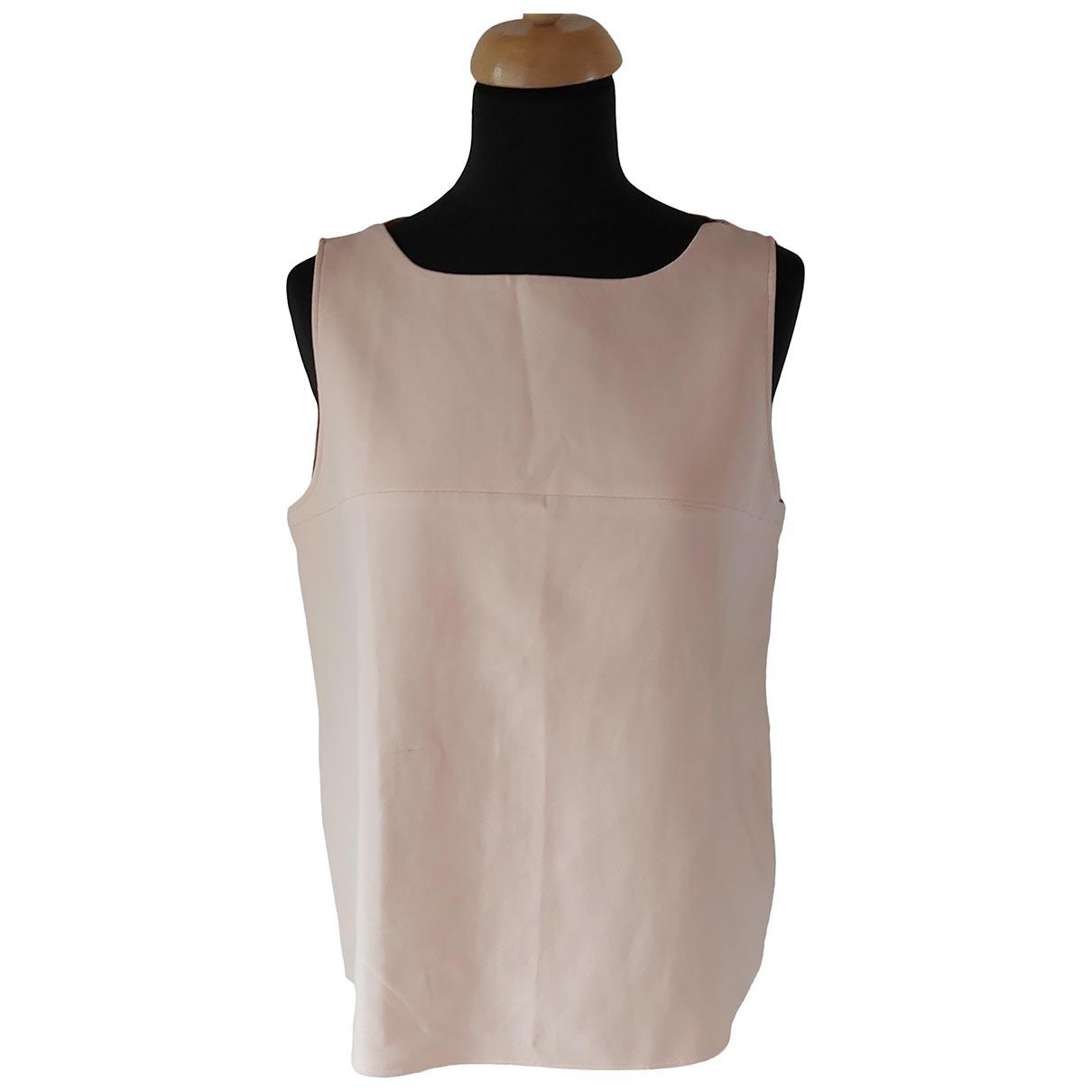 Tara Jarmon - Top   pour femme en laine - rose