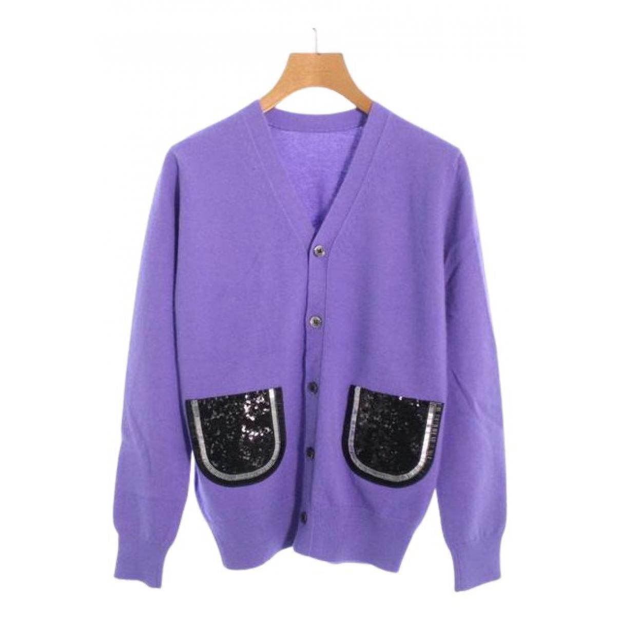 Junya Watanabe N Purple Wool Knitwear for Women S International