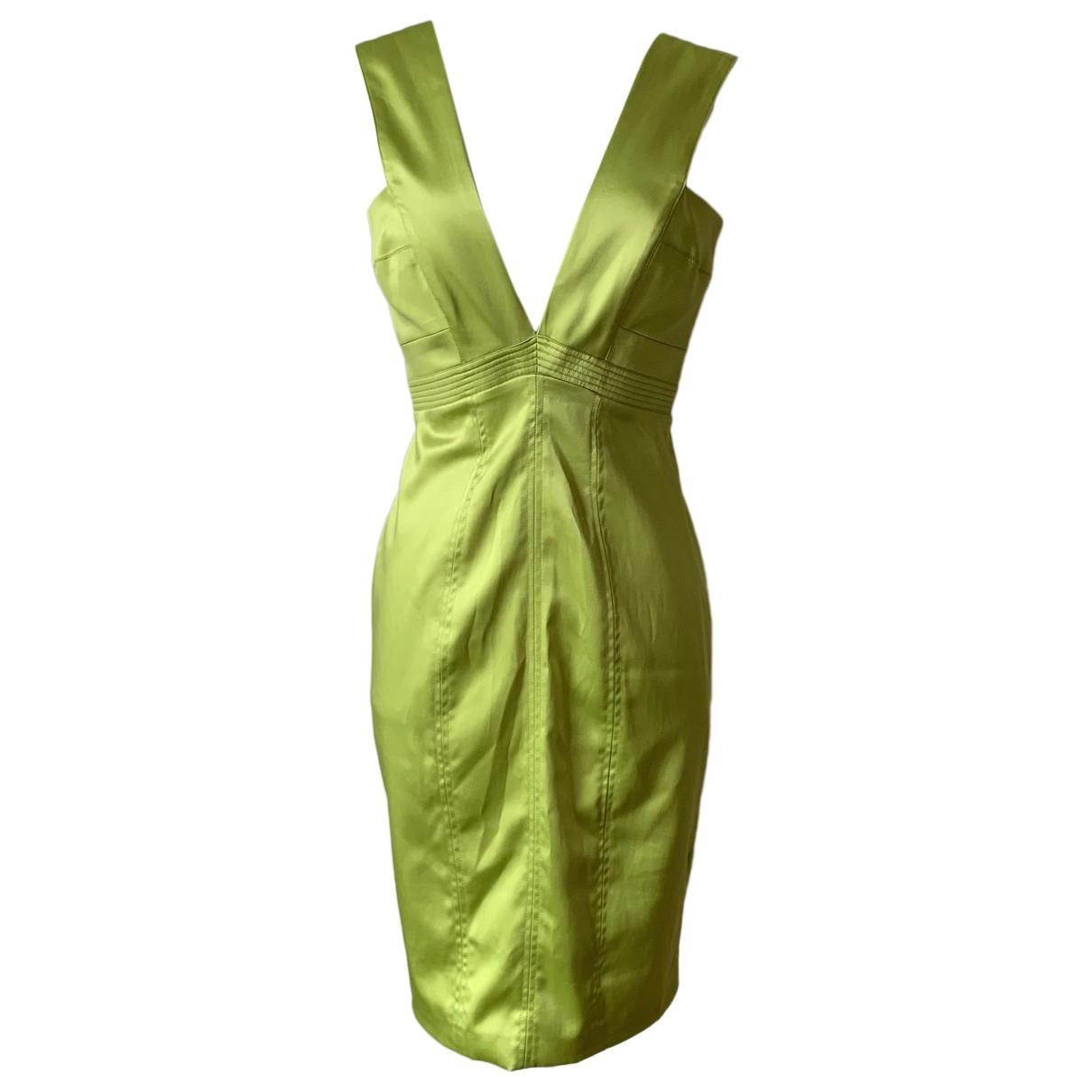 Just Cavalli \N Green dress for Women 40 IT