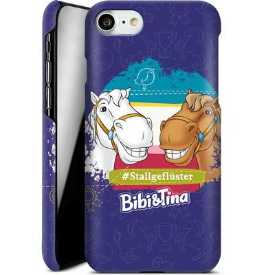 Apple iPhone 7 Smartphone Huelle - Bibi und Tina Stallgefluester von Bibi & Tina