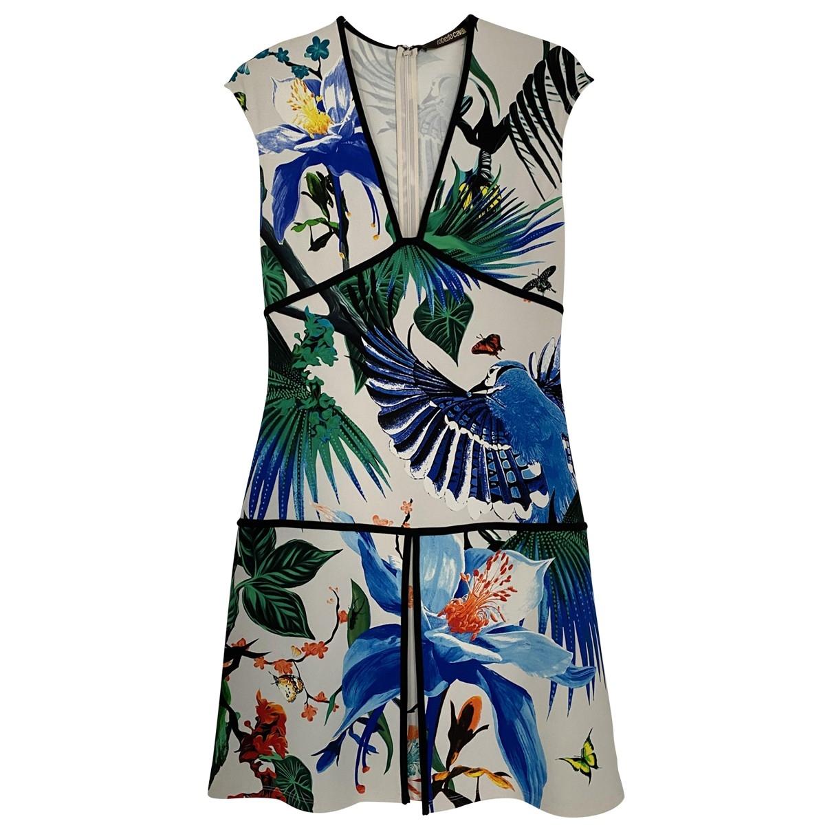 Roberto Cavalli \N Multicolour dress for Women 38 IT