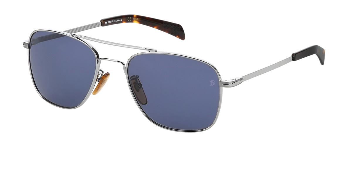 David Beckham DB 7019/S 6LB/KU Mens Sunglasses Grey Size 55
