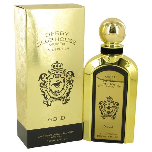 Derby Club House Gold - Armaf Eau de Parfum Spray 100 ml