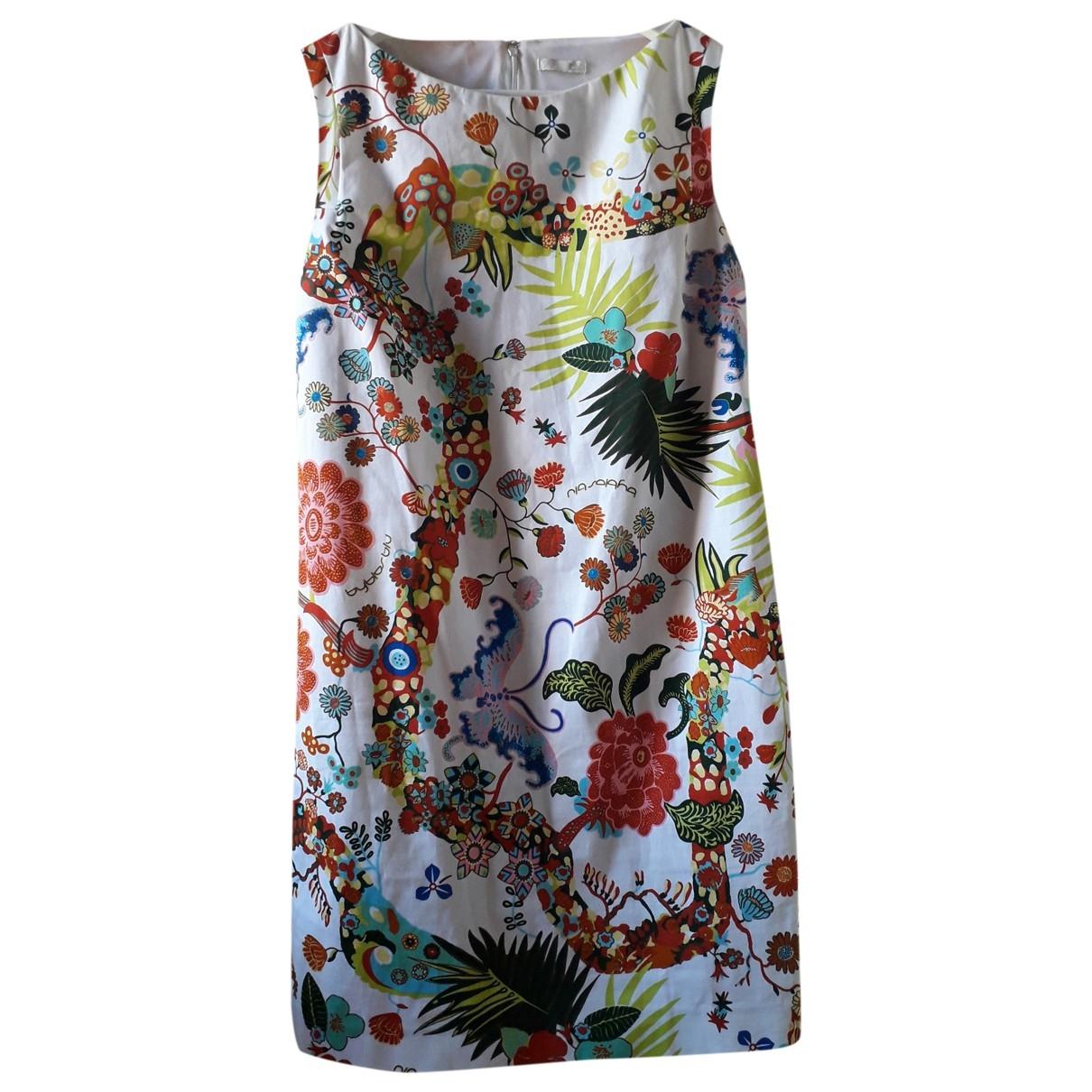 Byblos \N Kleid in Baumwolle