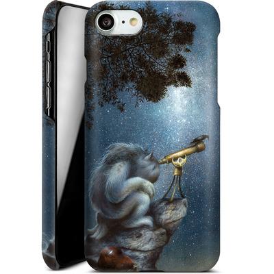 Apple iPhone 7 Smartphone Huelle - Cosmic Wanderer von Dan May