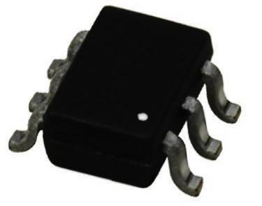 Infineon BC846UPNE6327HTSA1 Dual NPN + PNP Transistor, 100 mA, 80 V, 6-Pin SC-74 (50)