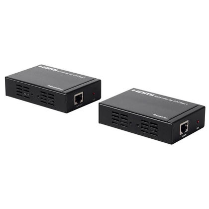 Blackbird HDMI Extender over Single 100m CAT6 (TCP/IP) with IR Support - Monoprice®