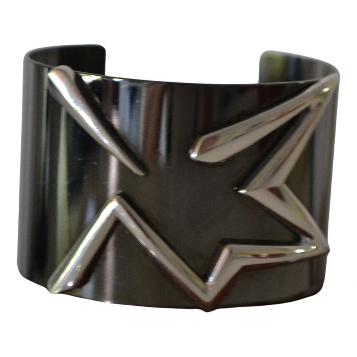 Thierry Mugler - Bracelet   pour femme en metal - noir