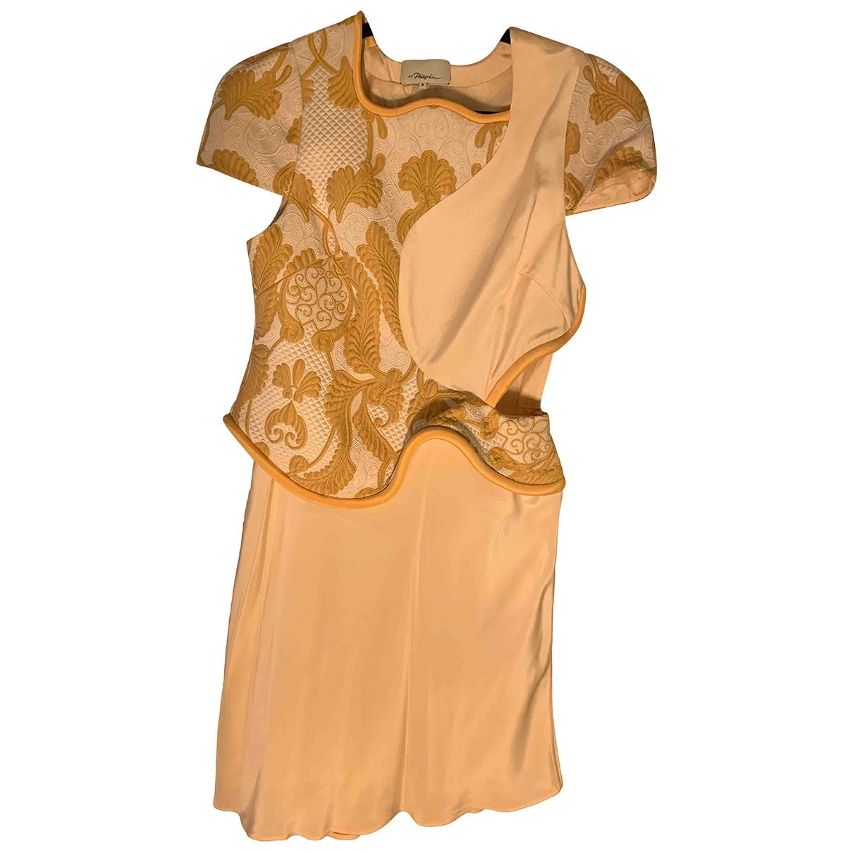 Mini vestido de Seda 3.1 Phillip Lim