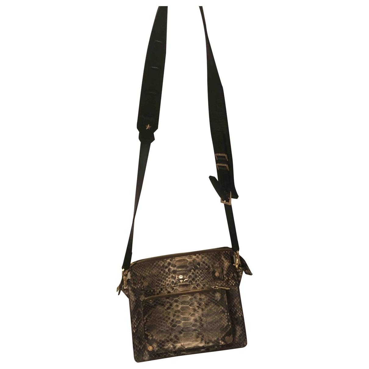 Zadig & Voltaire \N Multicolour Leather handbag for Women \N