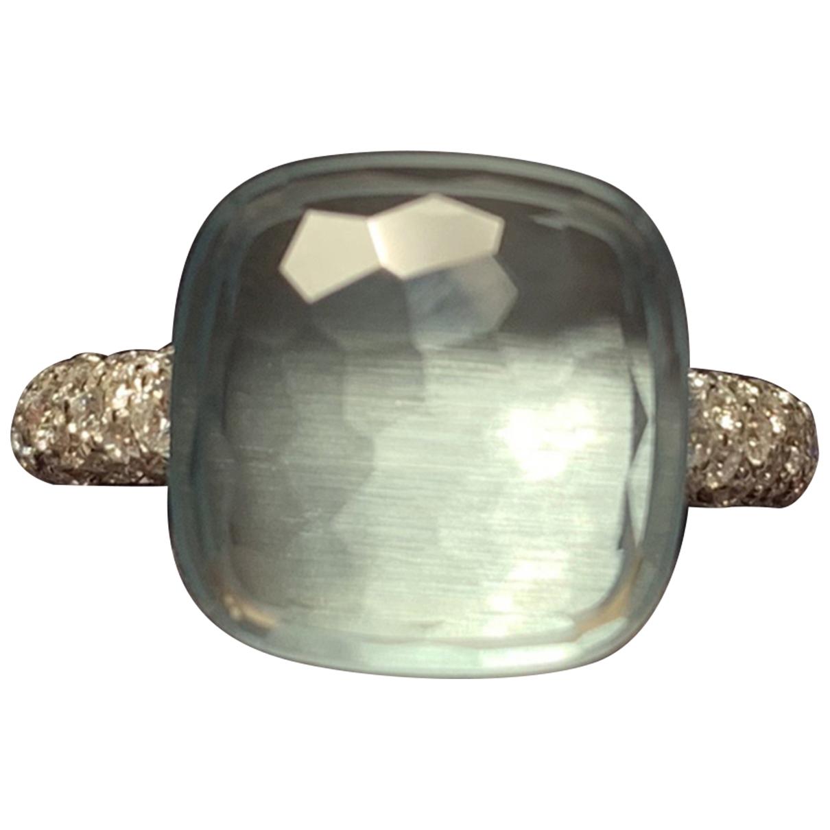 Pomellato Nudo Ring in  Tuerkis Rosegold