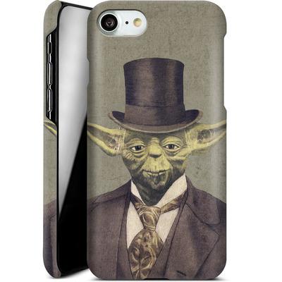 Apple iPhone 7 Smartphone Huelle - Sir Yodington von Terry Fan
