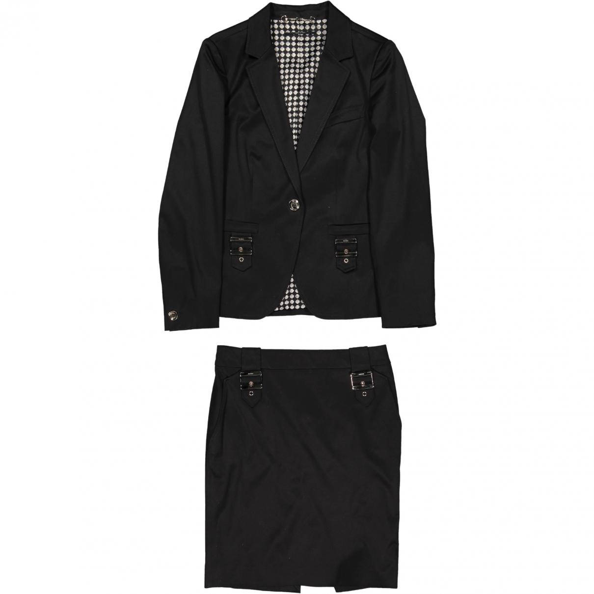Gucci \N Black Cotton jacket for Women 42 IT