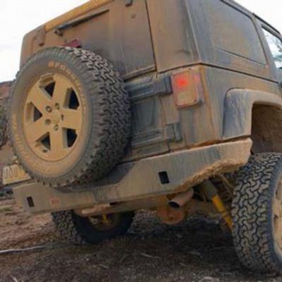 ARB Rear Bumper (Black) - 5650200