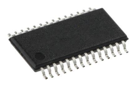 Analog Devices AD9742ARUZ, Parallel DAC, 210Msps, 28-Pin TSSOP (50)