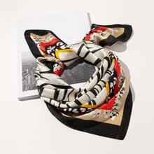 Zebra Stripe Pattern Bandana
