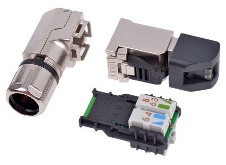 Telegartner , MFP8, Male Cat6a RJ45 Connector