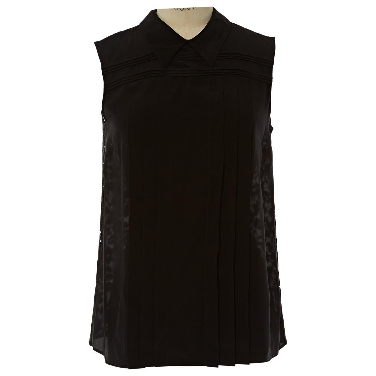 Miu Miu \N Black Lace  top for Women 38 FR