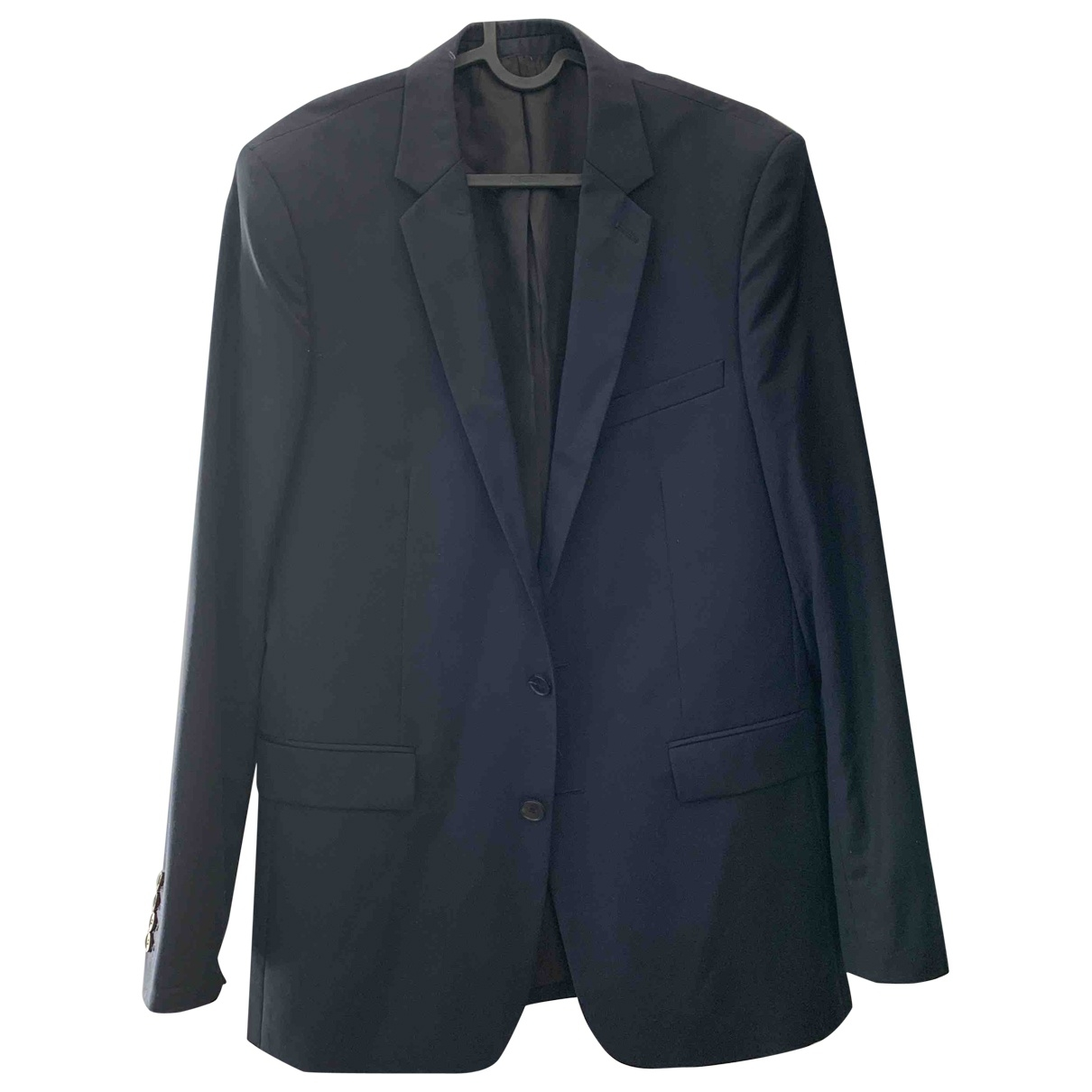Sandro \N Blue Cotton jacket  for Men M International