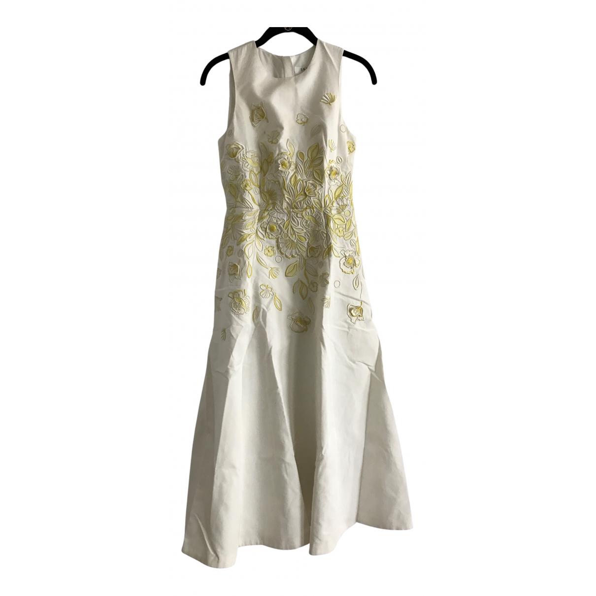 Lk Bennett - Robe   pour femme - blanc