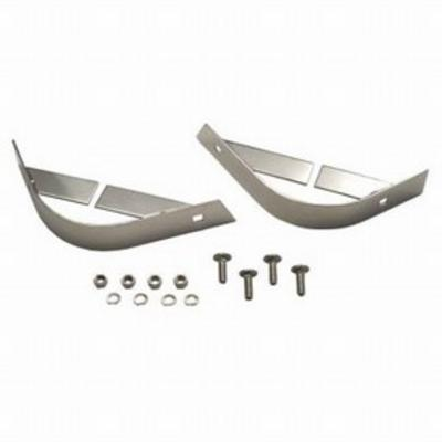Kentrol Rear Stainless Steel Body Guards (Stainless Steel) - 30435