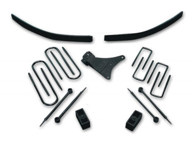 Tuff Country 24832 Box Kit-4in. Ford F-350 1986-1997